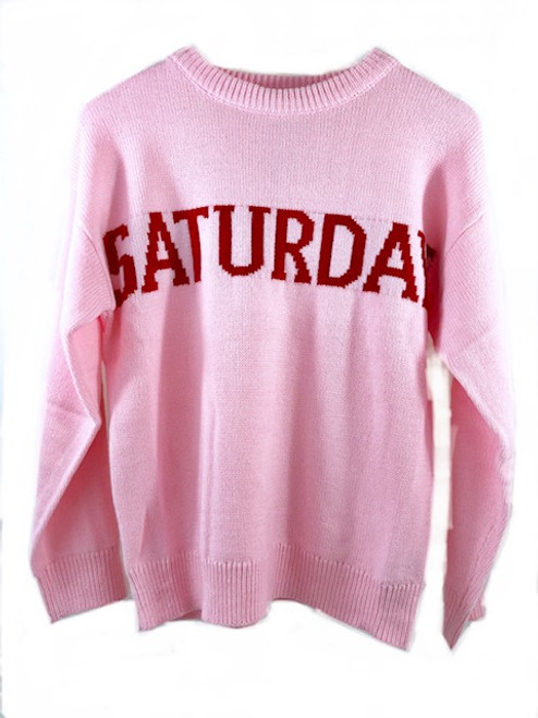 English Factory Weekday Sweater, Saturday