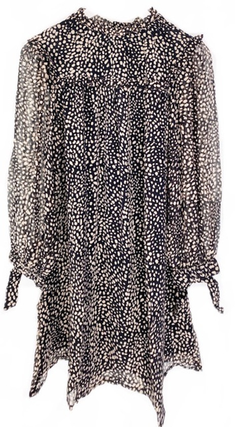 Olivia James Emma Dress, Mini Dalmatian