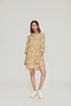 Ro's Garden Deauville Dress, Tamara Yellow