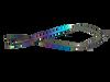 738T - EZ Snip Micro Serrated Titanium Coated Curved Blade
