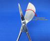 duckbill Applique Scissors - blade size