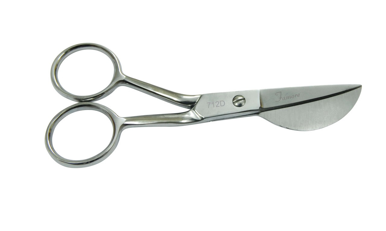 Famore Mini Duck Bill Applique Scissors Item# 712D