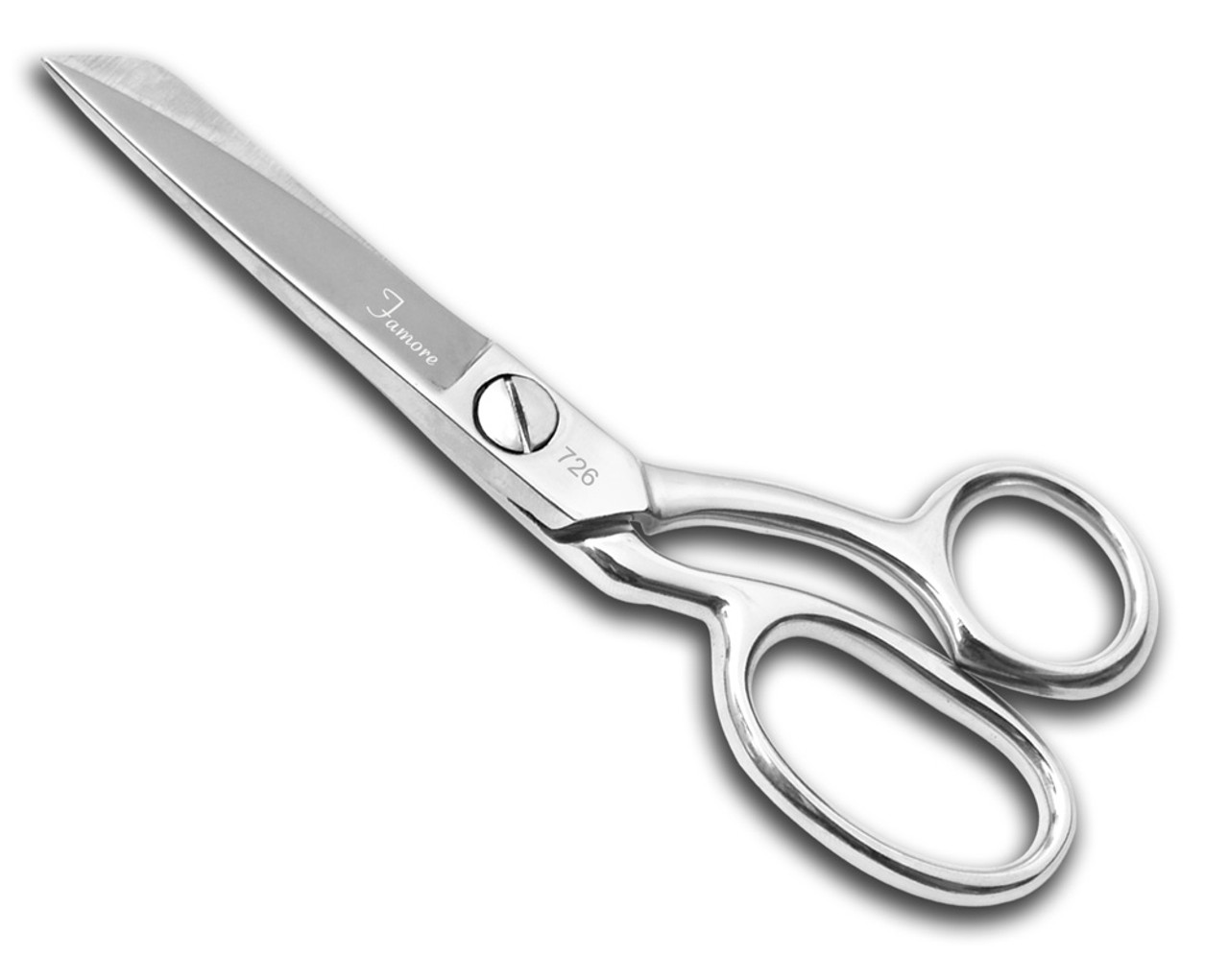 Bent Trimmer fabric Shears (6-in) item# 726