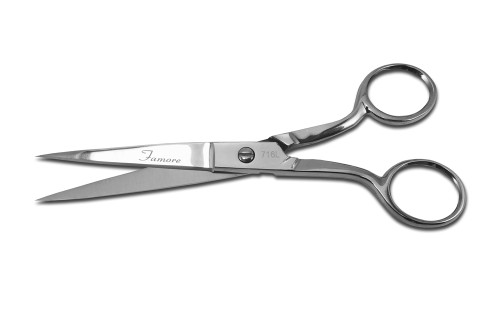 Left-Handed Straight Sharp Point Trimming Scissors Item# 716L