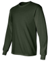 Long Sleeve Tee (Forest Green)