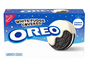 OREO White Fudge Covered Chocolate Sandwich Cookies, Limited Edition