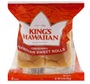 King's Hawaiian Sweet Rolls, Original, 4ct  Wilson Inmate Package Program