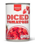 Diced Tomatoes 14.5 oz |Wilson Inmate Package Program