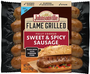 Flame Grilled Sweet & Spicy Sausage, 28 oz. |Wilson Inmate Package Program