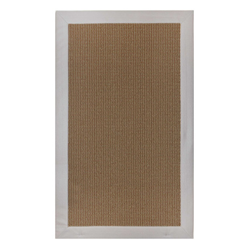 Non-Skid Backing Home Dynamix Pure Floor Mat Area Accent Rug 2 Sizes Brown