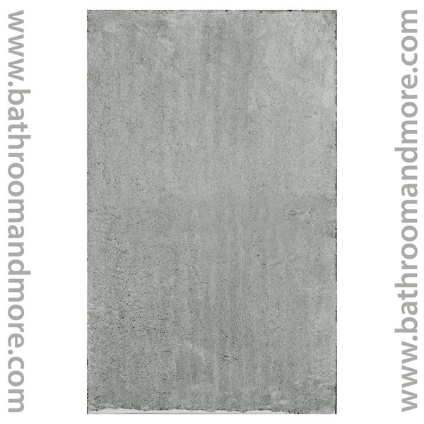 """Gray Home Dynamix Alpine Bath Mat- Absorbable and Ultra Plush 20.9"""" x 33.9"""" Non skid"""