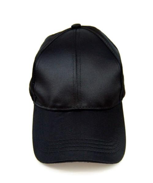 56b318d2d48 Satin Baseball Cap - Bagz