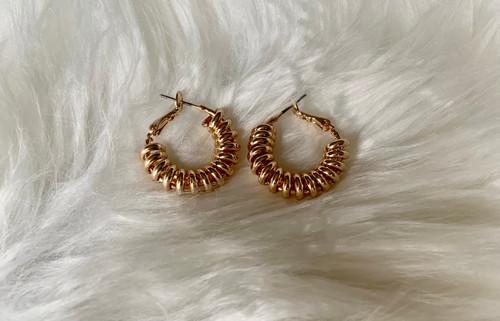 Cord Earrings