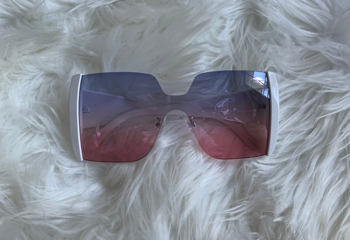 Good Vibes Ombre Sunglasses