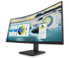 """HP P34hc G4, 34"""" WQHD CURVED, EYE EASE, 21:9, 3440x1440, USB-C (65W PD), DP+HDMI, SPEAKERS, Tilt, Height, USB, 3 Yrs (replaces E344c 6GJ95AA)   21Y56AA   Rosman Computers - 12"""