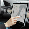 Moshi iVisor XT Clear Screen Protector for Tesla Model 3/Y's Central Touchscreen (Black)   99MO020042   Rosman Computers - 3