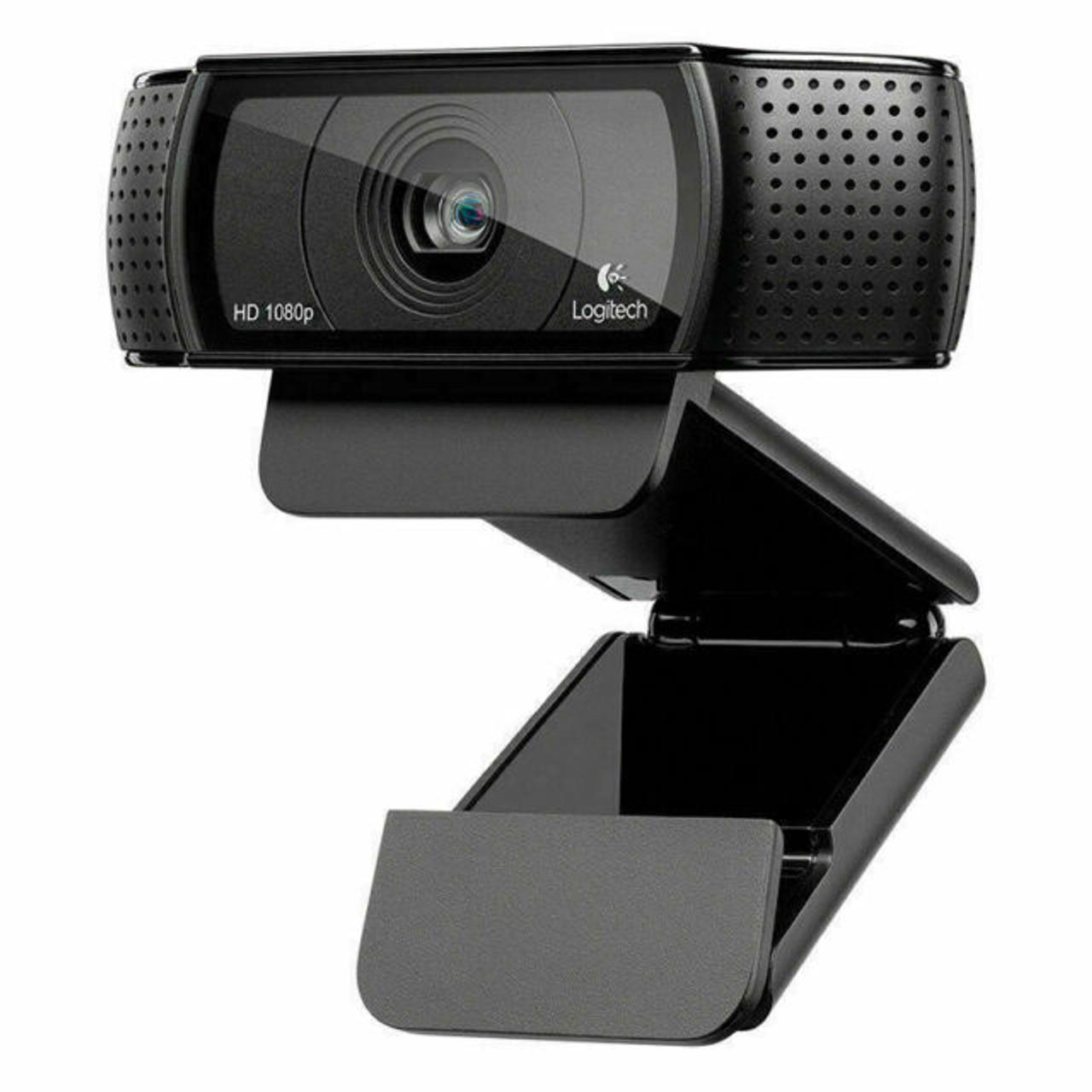 Logitech C920e HD Pro 1080P Webcam