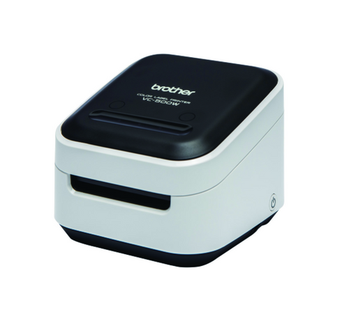 Brother Brother VC-500W colour label maker and photo printer