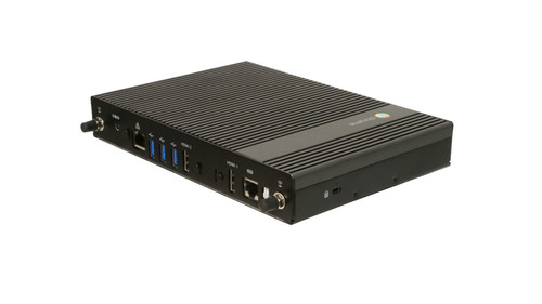 AOPEN Commercial grade with Chrome O/S, CPU: Intel Core i3-8130, 4G DDR4, 32G SSD,  3 year RTB warranty
