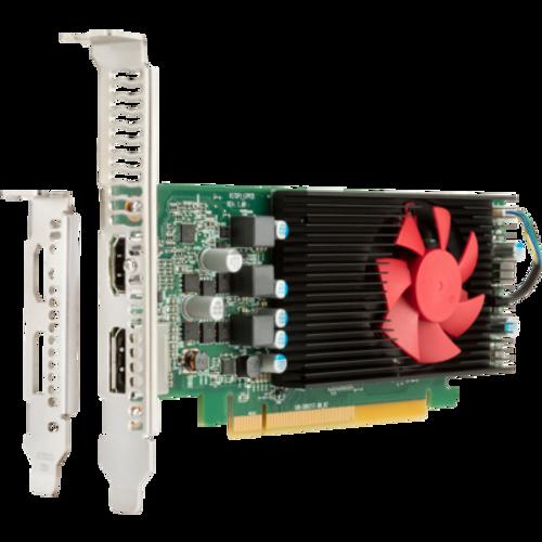 HP AMD Radeon RX550X 4GB LP Display Port Card