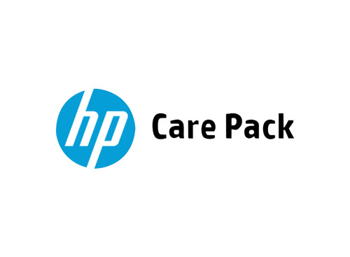 HP 1 year Post Warranty Next Business Day Color LaserJet M880 MFP Hardware Support with Defective Media Retention