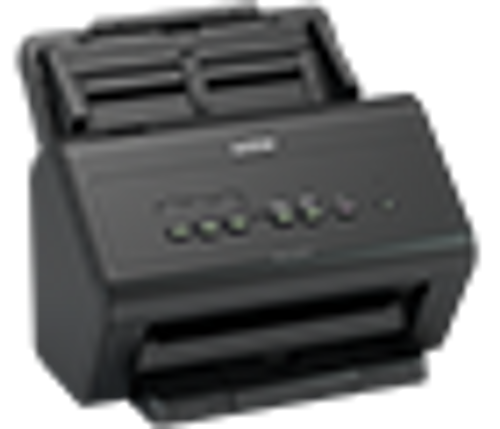 Brother ADVANCED DOCUMENT SCANNER High Speed (50pp) network scanner, w/ touchscreen LCD & WiFi
