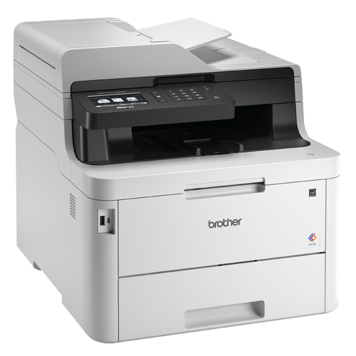 25Kg+ Freight Rate-BROTHER MFC-L3770CDW WIRELESS NETWORKABLE COLOUR LASER MULTI-FUNCTION CENTRE WITH 2-SIDED PRINTING & 2-SIDED SCANNING & FAX