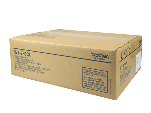 Brother WASTE TONER BOX TO SUIT HL-3150CDN/3170CDW/MFC-9140CDN/9330CDW/9340CDW,50,000 PAGES