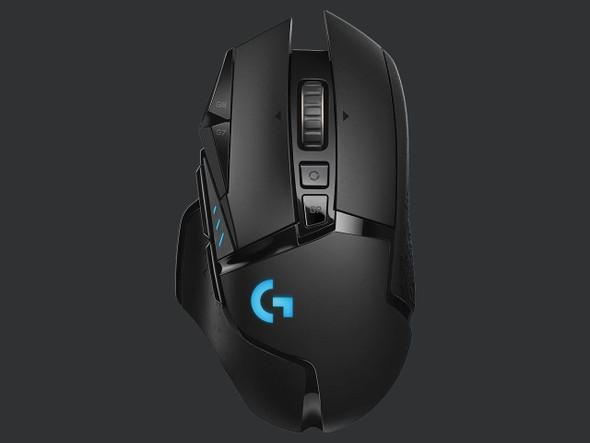 Logitech G502 LIGHTSPEED Wireless Gaming Mouse | 910-005569 | Rosman Computers - 9