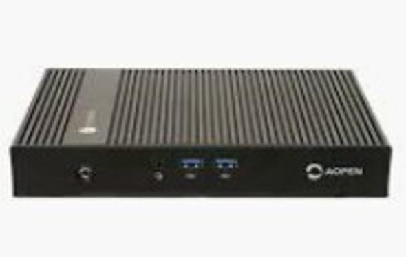 AOPEN Commercial grade with Chrome O/S, CPU: Intel Celeron 3865U, 4G DDR4, 32G SSD, 65W Power Adapter, Standard Warranty: 3 year RTB warranty. | 91.CX100.GU10 | Rosman Computers - 2