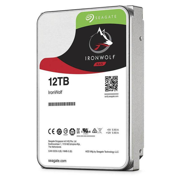 Seagate ST12000VN0008 0763649071458 Rosman Computers