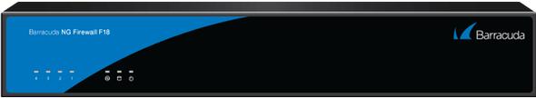 Barracuda CloudGen Firewall F-Series F18