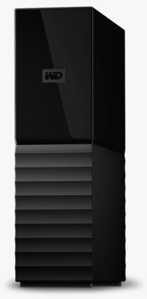 Western Digital MY BOOK 12TB BLACK AUS/NZ