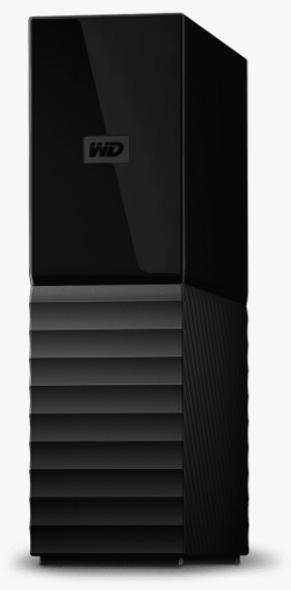 Western Digital MY BOOK 12TB BLACK AUS/NZ | WDBBGB0120HBK-AESN | Rosman Computers - 3
