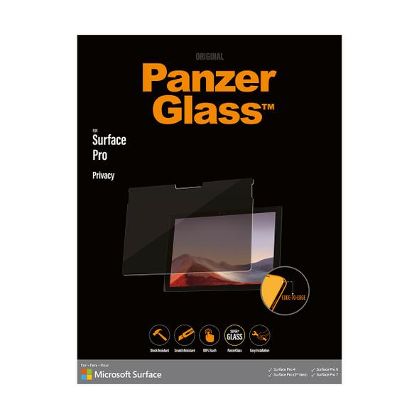 PANZR PanzerGlass Microsoft Surface Pro Pro 4/5/6/7 Privacy