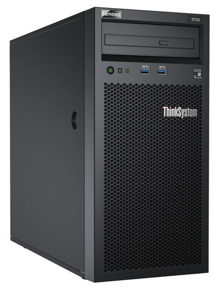 Lenovo SERVER ST50, 1xIntel Xeon E-2246G 6C 3.6GHz 80W, 1x16GB 2Rx8, SW RAID, 250W, LFF, No XCC-TOP Choice | 7Y48A02WAU | Rosman Computers - 2