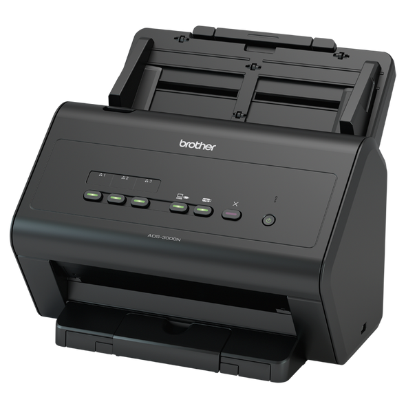 Brother ADVANCED DOCUMENT SCANNER High Speed (50pp) network scanner