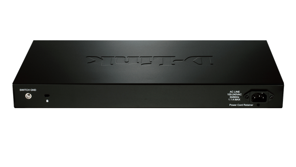 Dlink 12-Port 10 Gigabit WebSmart Switch with 12 SFP+ Ports and 2 10GBase-T (Combo) ports