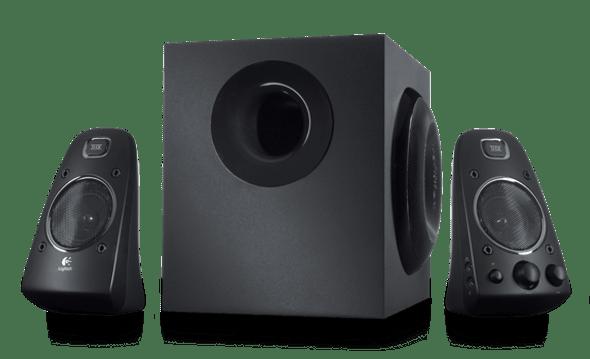 Logitech Speaker System Z623   980-000405   Rosman Computers - 2