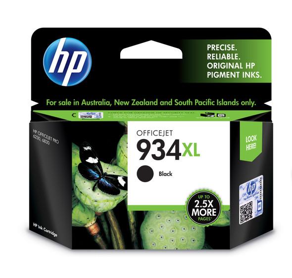 HP 934XL Black Ink Cartridge | C2P23AA | Rosman Computers - 2