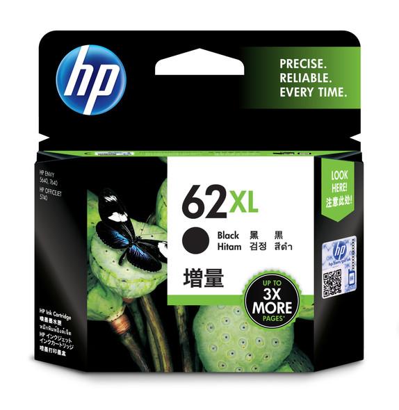 HP 62XL BLACK INK CARTRIDGE | C2P05AA | Rosman Computers - 1