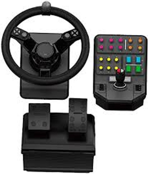 Logitech G Heavy Equipment Bundle (Farm Sim Controller)