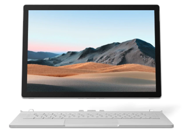 Microsoft Surface Book 3 13in i7 16GB 256GB GPU Win10 Pro Commercial No Pen