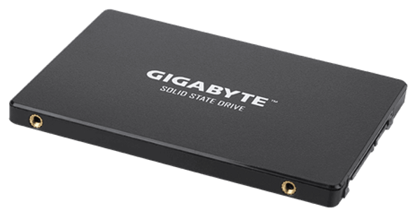 """Gigabyte, SATA6.0Gb/s Int.SSD, 2.5"""", 1TB, Read: up to 550MB/s(75k IOPs), Write: up to 500MB/s(85k IOPs), 3D NAND Flash,3 Years Limited Warranty 