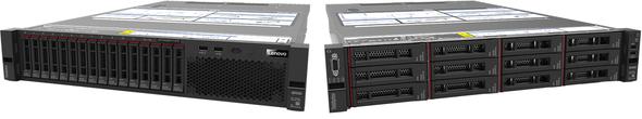 Lenovo SERVER SR650, L1 SP Silver 4210 10C 2.2GHz, 32GB RDIMM, RAID 930-8i 2GB Flash, 750W, No LOM, 3Y-Top Choice