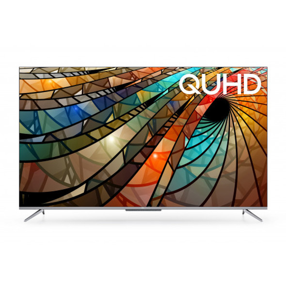 """TCL - 65P715 - 65"""" QUHD ANDROID SMART TV"""