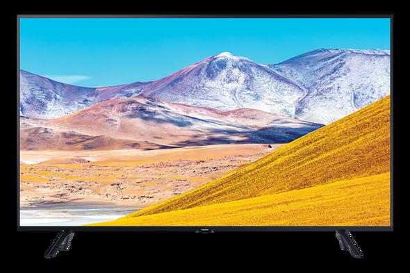 "Samsung 50"" TU8000 Crystal 4K UHD LED LCD Smart TV"