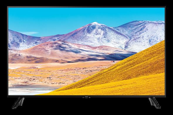 "Samsung 82"" TU8000 Crystal 4K UHD LED LCD Smart TV"