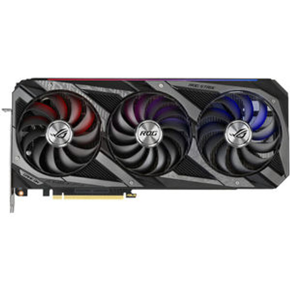 ASUS NVIDIA ROG Strix GeForce RTX 3090 buffed-up design with chart-topping thermal performance | 90YV0F93-M0NM00 | Rosman Computers - 2