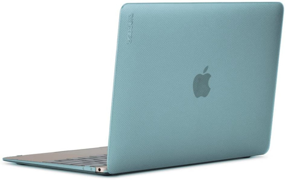 "Hardshell Case for Macbook 12"" Dots - Blue Smoke"